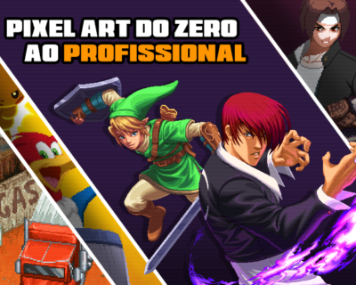 Pixel Art do Zero ao Profissional