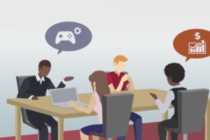 o mundo dos negócios por trás dos games